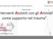 A Milano il convegno sulla Pet-Therapy rivolto a operatori sanitari, educativi e del sociale