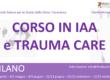 IAA e Trauma Care: la prima edizione del corso specialistico