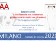 """21 marzo 2020: convegno a Milano """"Come lavorare sul trauma con gli Interventi Assistiti con gli Animali"""""""