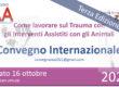 16 ottobre 2021: Convegno Internazionale sugli Interventi Assistiti con gli Animali e Trauma